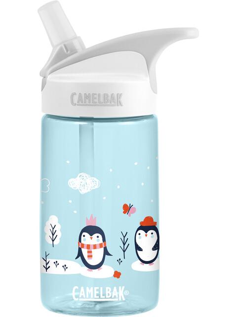 CamelBak Eddy Holiday LTD Kindertrinkflasche 400ml Sweet Penguins